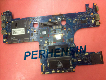 Original for Dell for Latitude E6220 Laptop Motherboard 008TM5 08tm5 cn-008tm5 100% Works perfectly