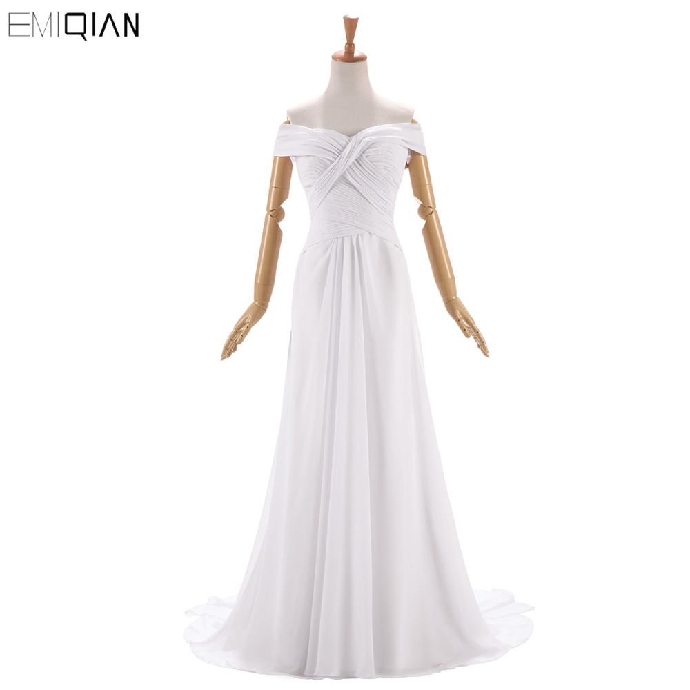 Cheap Wedding Gowns With Sleeves: Aliexpress.com : Buy Free Shipping Simple Bridal Gowns