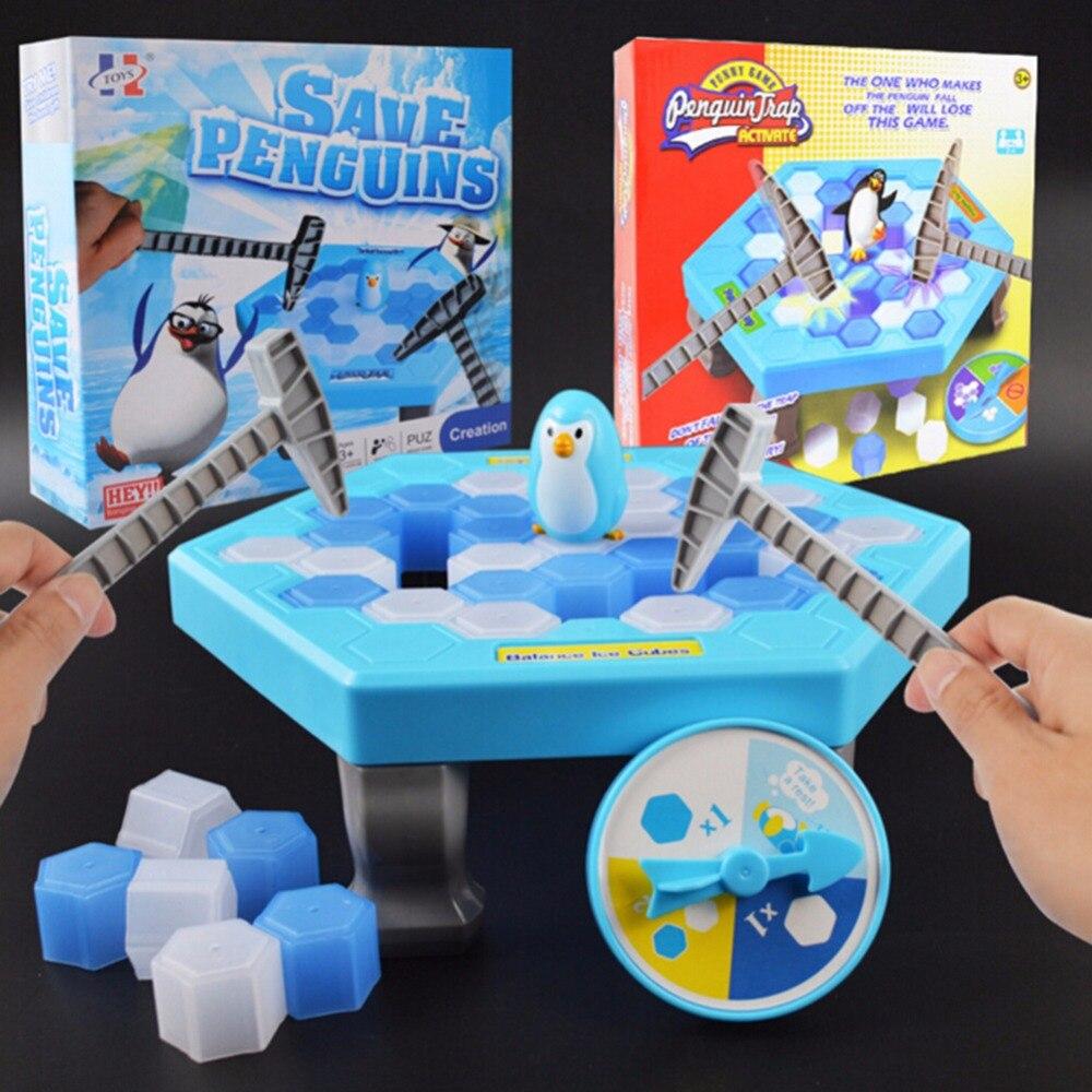 Kreatives Spielzeug Pinguin Icebreaker Rettungs Abriss Entfernen der ...