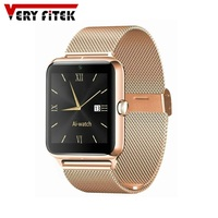 Bluetooth 4 0 Smart Watch 1 54 Inch Support SIM Card With 4G TF Card Heart