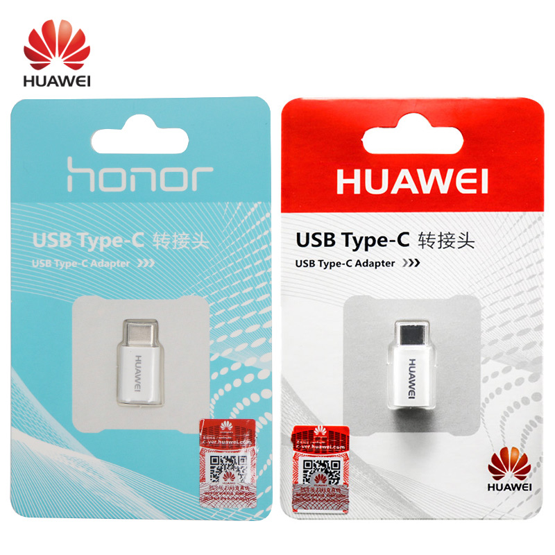 HUAWEI Micro USB To Type C Converter Type-c Cable Adapter Fast Charger Honor 8 9 V8 P9 Supercharge P10 Plus Mate 9 10 Pro Nova