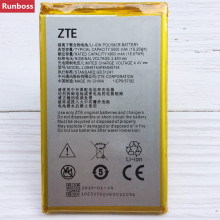 Original 5000mAh Li3949T44P8h945754 Battery For ZTE Blade A2 Plus BV0730 A2Plus / ZTE Blade A610 Plus Battery цена