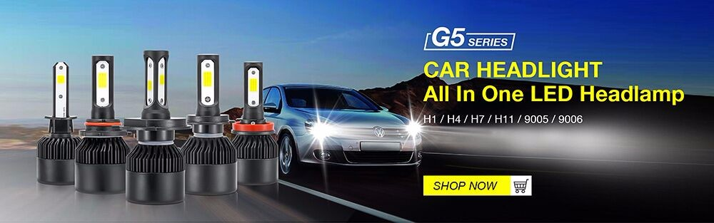 g5 car headlight