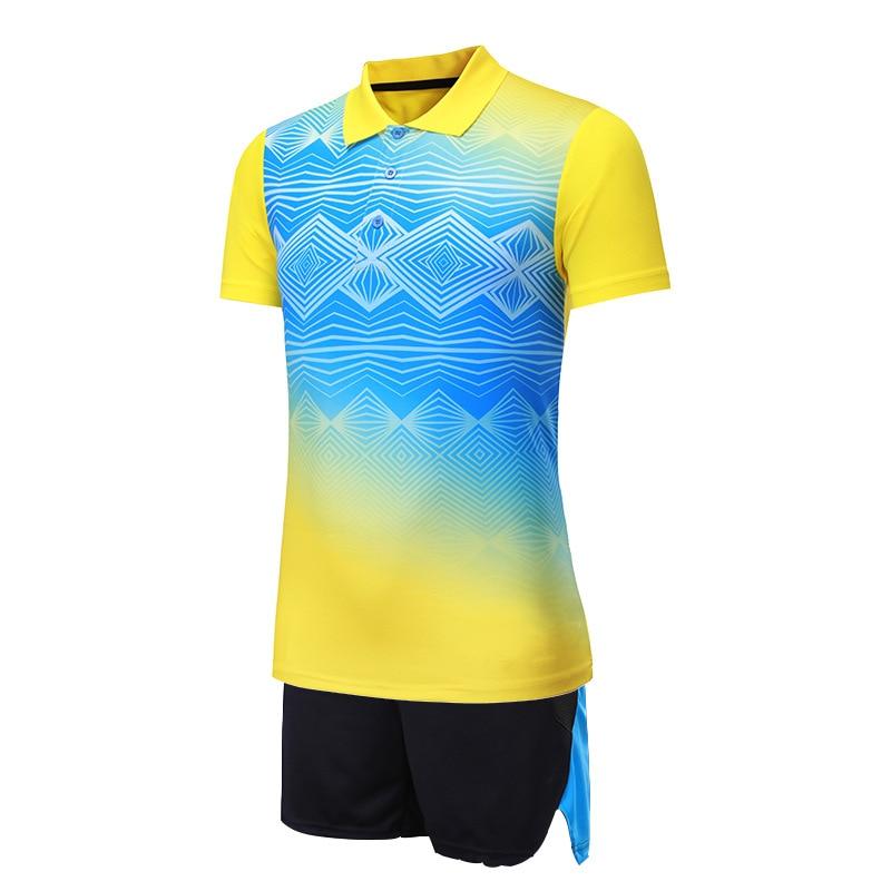 Lovers Blank Badminton Jersey & Shorts Män & Kvinnor Tränings Bord - Sportkläder och accessoarer - Foto 2