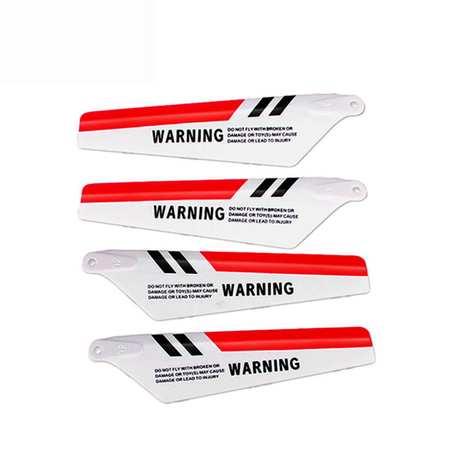 SYMA 4pcs/set S107G RC Helicopter Main Blade