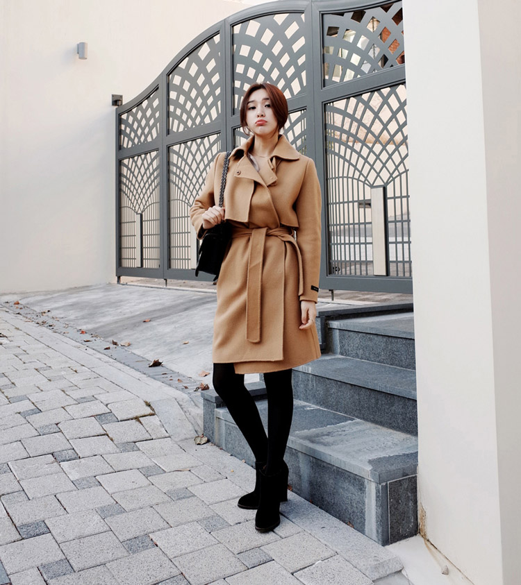 Compare Prices on Belted Camel Coat- Online Shopping/Buy Low Price ...