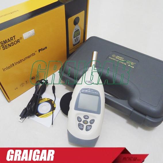 Free Shipping Smart Sensor AR844 Digital Sound Noise Level Tester