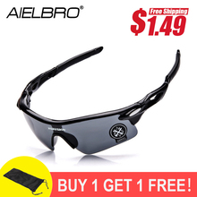 Cycling Glasses uv400 Eyewear Unisex Windproof Sunglasses  Men Light Rainproof Bicycle Riding