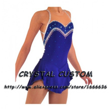 Professional Custom Figure Skating Dress Beautiful New Brand Vogue Figure Skating Dresses For Competition DR2833