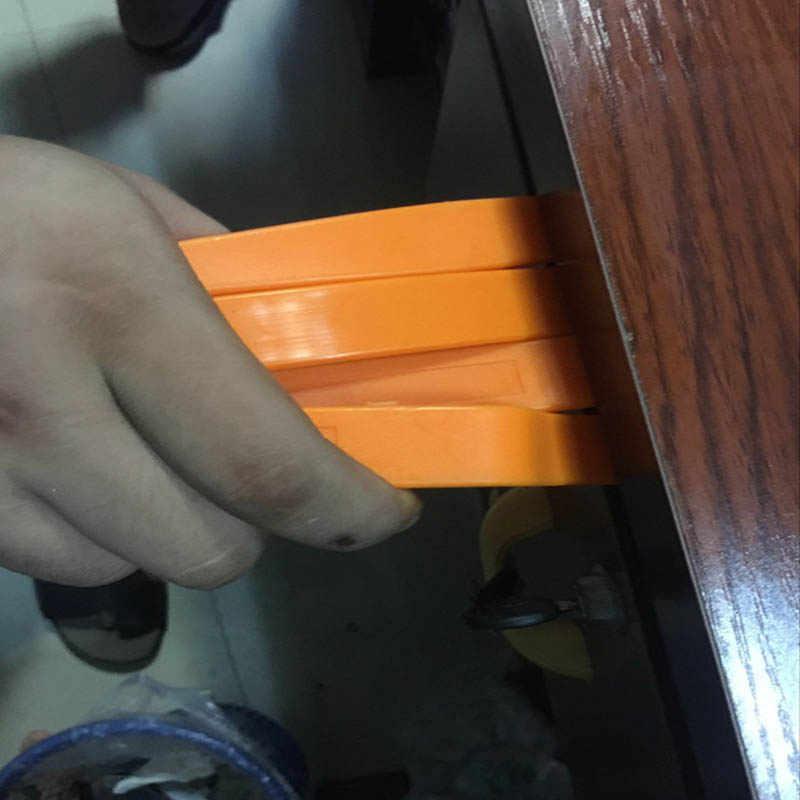 4 pièces Portable Auto voiture Radio panneau porte Clip panneau garniture Dash Audio enlèvement Installer Pry Kit outil de réparation outil outils à main
