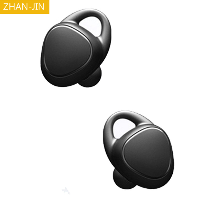 Zhan-jin TWS Portable Bluetooth Wireless Headset Stealth Motion Noise Cancelling Headphones FOR iPhone SUMSANG SONY