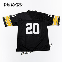 20 Rocky Bleier Embroidered Throwback