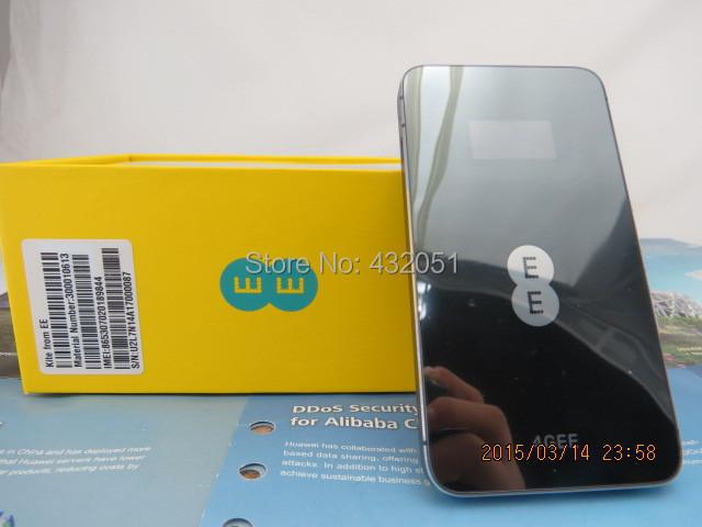 Huawei e5878s-32 4g router inalámbrico con ranura para tarjeta sim