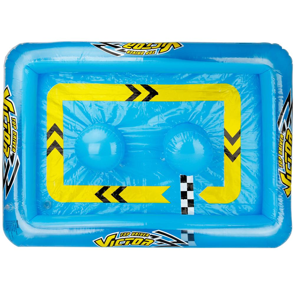 None Childrens Small Water Toy Inflatable Pool for Mini Remote Control Racing Boat zk30