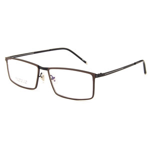 Image 4 - Gmei Optical LF2022 โลหะFull RIMกรอบแว่นตาสำหรับสตรีและผู้ชายแว่นตาแว่นตา