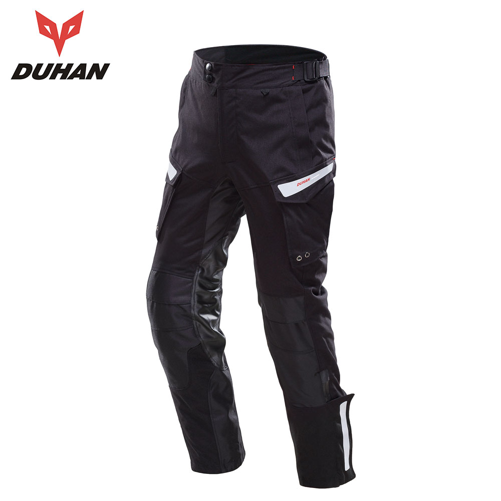 DUHAN Motorcycle Pants Men Waterproof Motorbiker Enduro Riding Trousers Motocross Off-Road Racing Pants Pantalon Motocicleta duhan men pantalon moto oxford cloth motorcycle enduro racing pantalon trousers motorcycle pants motorcycle trousers moto pants