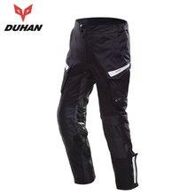 ФОТО duhan motorcycle pants men waterproof motorbiker enduro riding trousers motocross off-road racing pants pantalon motocicleta