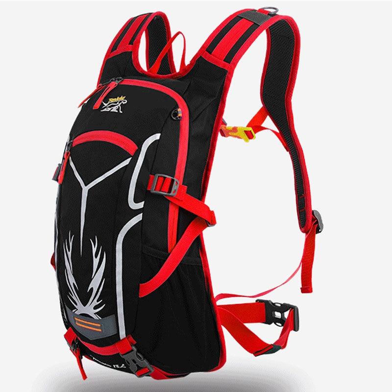 18L Bicycle Bag Outdoor Waterproof Nylon Bike Backpack Men Women Running Bag