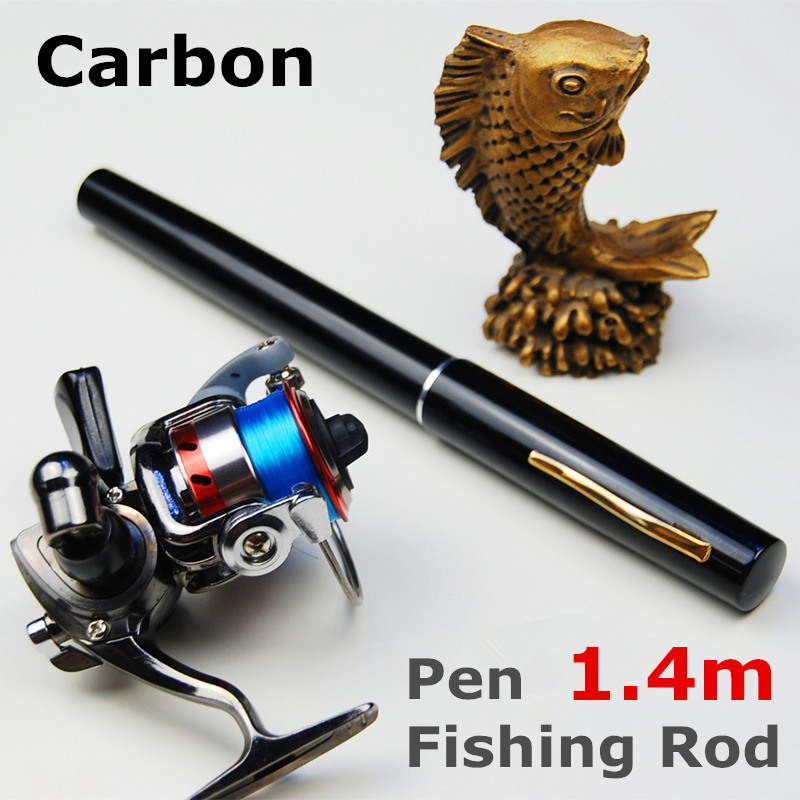 Buy carbon fiber new best pocket pen for Best all around fishing rod