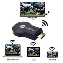 HD 1080 P AnyCast M2 Plus Airplay Wifi Affichage TV Dongle récepteur DLNA Partage Facile Mini TV Bâton pour Android IOS WINDOWS