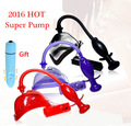Hot Pussy Pump with Vibrator, Vagina Clitoris Sucker, Sex Products for women, Adult Sex Toys Strong Vibrating Machine Sex Shop