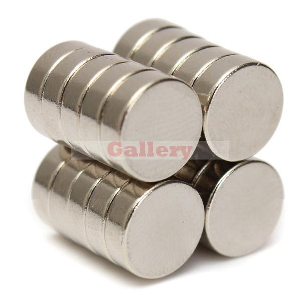 Corsage magnet 12 x 3mm x 2 magnets