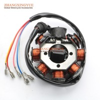 Stator Ignition Magneto Plate for ATV CG Quad Moped 150cc 250cc 8 Coil Chinese