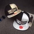 New Fashion Serpentine Pattern Big Boy Letter Hat Leather Snapback Baseball Cap Men and Women Caps