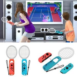 Image 5 - 14 In 1 Accessoires Voor Nintend Schakelaar Controller Grip Wielen Tennisracket Drum Stick Voor Taiko Soft Case Voor Nintendo schakelaar