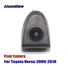 Liandlee AUTO CAM For Toyota Verso 2009-2018 2010 11 12 13 14 15 Car Front View Camera ( Not Reverse Rear Parking )