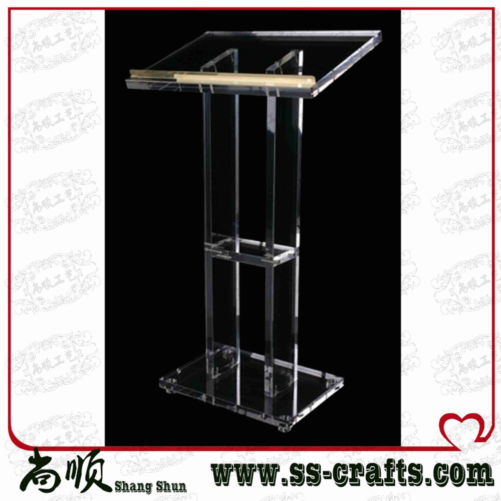 Modern High Grade Transparent Acrylic Lectern Favorites Compare Church Acrylic Podium