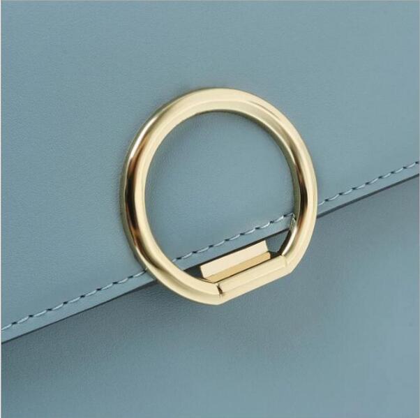 (10 Teile/los) Fabrik Großhandel High-end-runde Zink-legierung Handtasche Hardware Taste Lock Buy One Give One