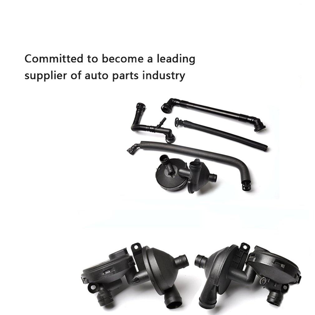 Moteurs et composants Kit de soupape de ventilation et tuyau de reniflard pour BMW E46 E39 E60 M54 X3 X5 Z4 11617504535 11617504536