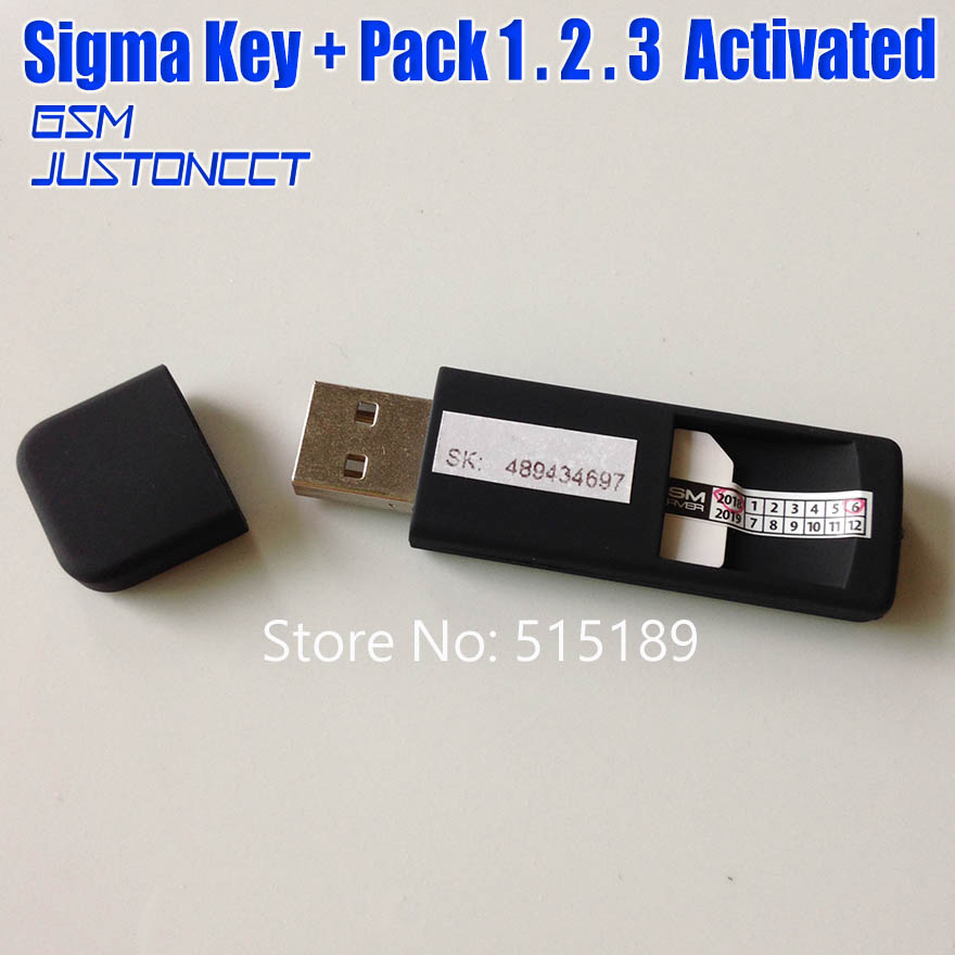 US $338 9 |sigma key sigma dongle +Pack1 + Pack2 + Pack3 activated full  sigmakey dongle for alcatel alcatel huawei flash repair unlock-in Telecom