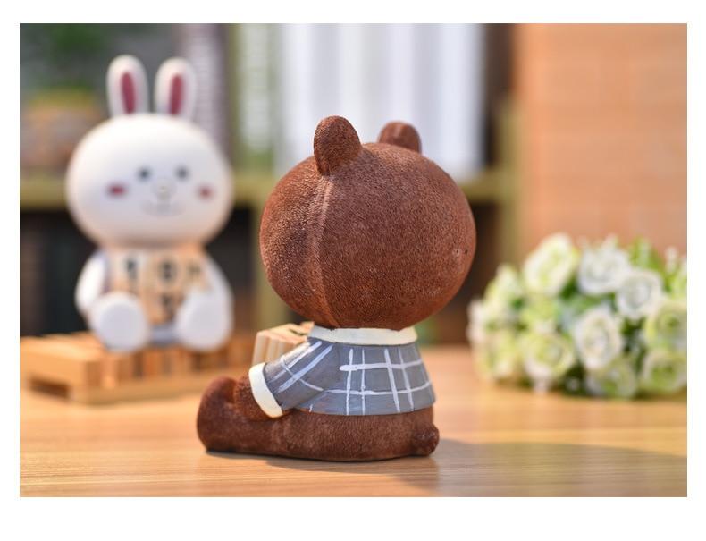Bear Rabbit Money Box (20)