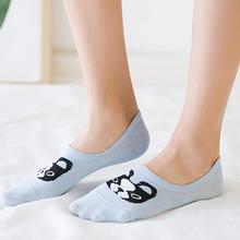 Cotton Cartoon Dog Fashion Sock