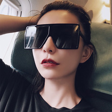 Square Sunglasses Oversized Women Luxury Brand Designer Classic Sun Glasses Female Retro Vintage Shades Eyewear