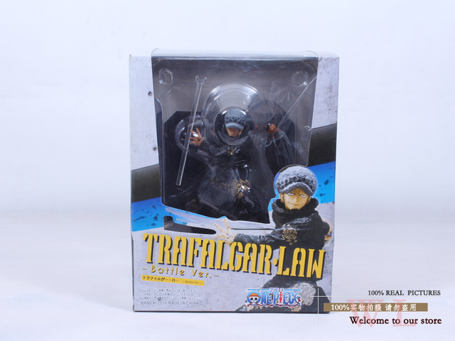 One Piece The Surgeon of Death Trafalgar Law PVC Action Figure Model Toy