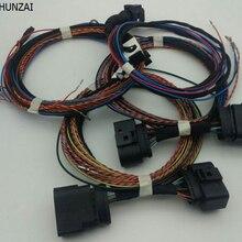 CHESHUNZAI Ксеноновые фары с автоматическим выравниванием дальности фар поворотов AFS провод/кабель/Жгут для VW Golf VI 6 G T I