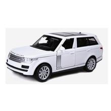 Range Rover Metal Car 1 32 Pull Back Diecast Vehicles Toys Boys Alloy Simulation Auto Model