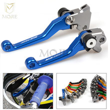 For Yamaha YZF250 YZF 250 YZ 250 F YZ250F 2015-2016 Motorcycle CNC Pivot Brake Clutch Levers YZ 250 F YZ250F Dirt Bike Motocross cnc pivot brake clutch levers for yamaha yz80 yz85 2015 yz motocross enduro motard