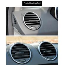 Передний A/C Кондиционер Vent Outlet Tab клип Ремонтный комплект для Mercedes Benz W164 X164 ML GL авто Замена автомобильные аксессуары