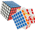 Free Shipping New ShengShou Black 5x5 Speed Cube Twisty Magic Puzzle 5x5x5 Educational Toy