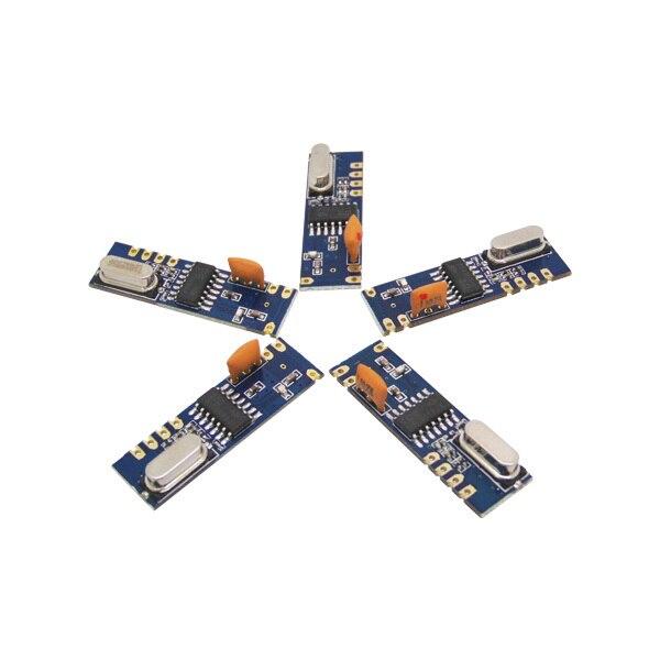 SRX882 - 100m 433MHz 315MHz ASK Wireless RF Receiver Module