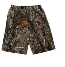 Pure Cotton Fabric Shorts Pants Realtree Camouflage Shorts Pants Hunting Shorts Pants