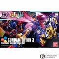 ОХИ Bandai HG Построить Fighters 038 1/144 Трион 3 Mobile Suit Gundam Ассамблеи Модель Комплекты