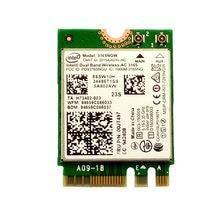 Intel 3165 2x2ac + bt4.0 pcie m.2 wifi cartão para lenovo thinkpad e460 e560 b71 yoga 310-11iap série fru fru: 00jt497 sw10h24486