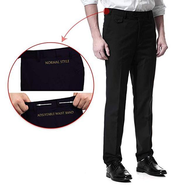 Men's Blue One Button 3 Pieces Suits Brand Slim Fit Business Grooming Mens Tuxedo Suit Blazer Jacket Coat+Trousers +Waistcoat