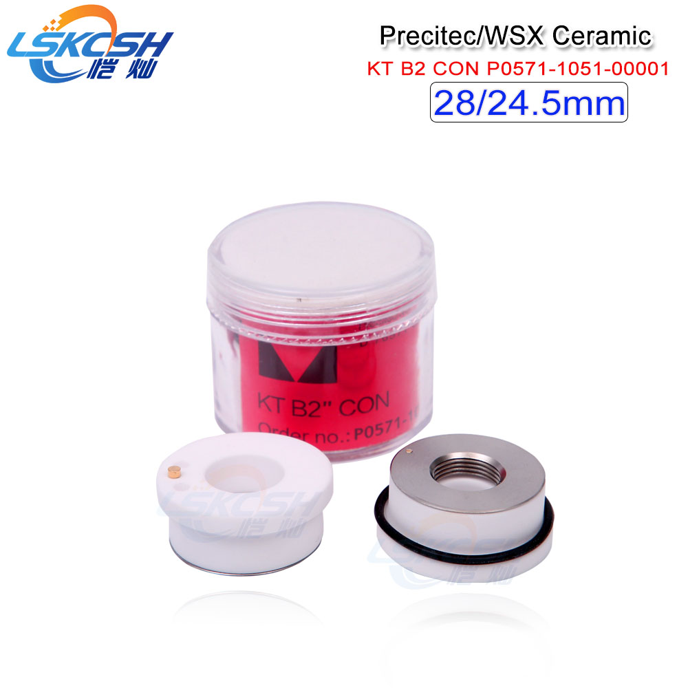 PRECITEC CERAMIC WASHER P0571-1051-00001 for Co2/fiber laser precitec /finn power/ HSG laser cutting machines agents wanted precitec laser ceramic p0571 1051 00001 kt b2 con ceramic parts nozzle holder for ermaksan co2 fiber laser cutting machines