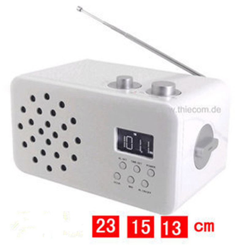 europe clock radios and electronic products for the elderly mobile computer desktop mini alarm. Black Bedroom Furniture Sets. Home Design Ideas